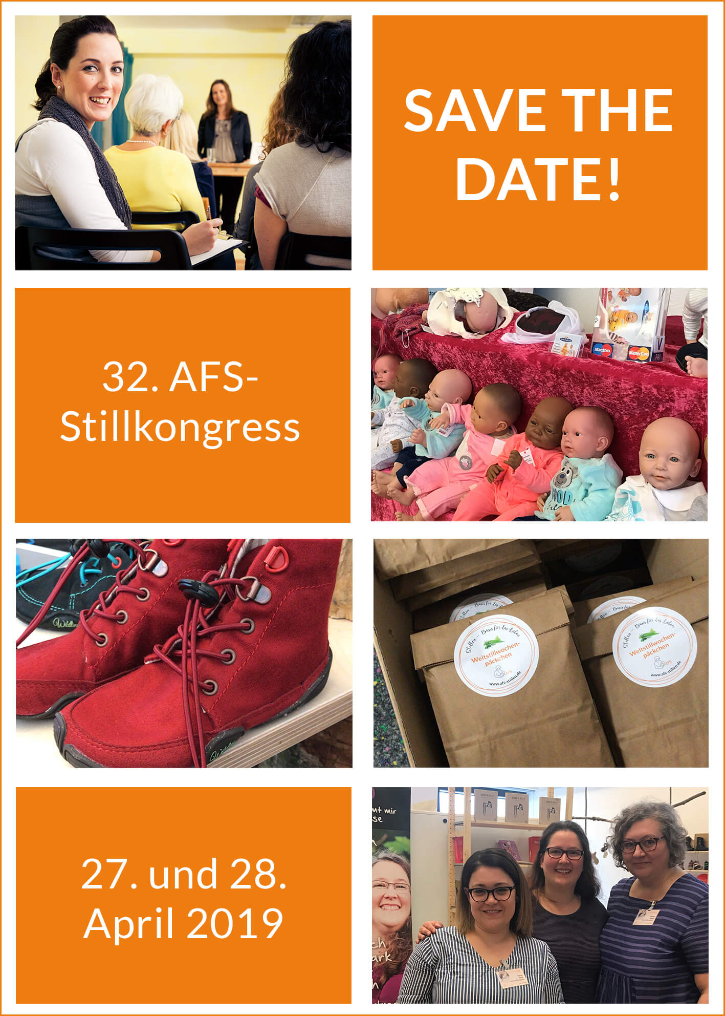 Headerbild Stillkongress mobil